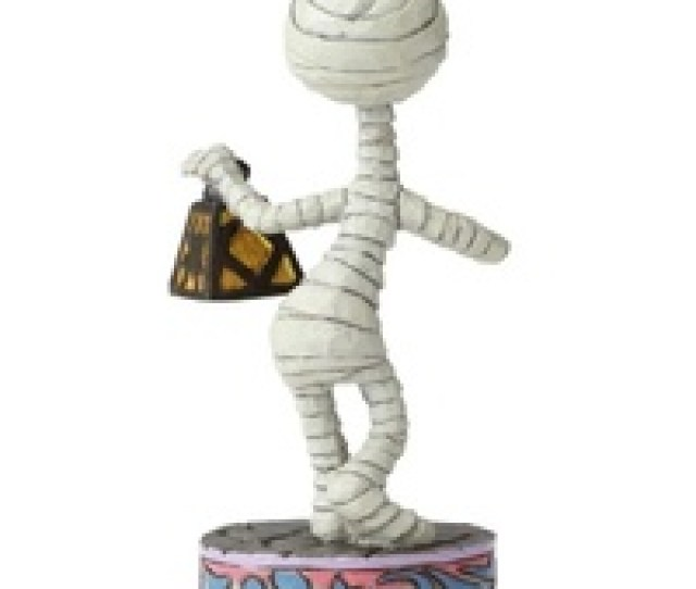 Jim Shore Disney Traditions The Nightmare Before Christmas Mummy Kid Not So