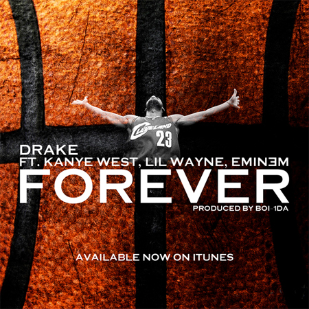 Drake Forever Poster