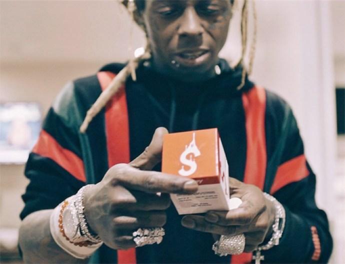 Lil Wayne Not A Game
