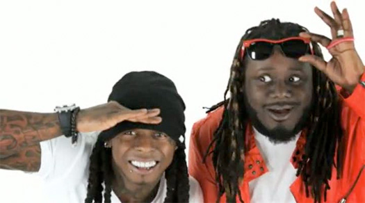 Image result for t-pain and lil wayne
