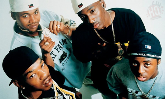Hot Boys - Information On The Hip-Hop Group