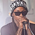 Lil  Wayne On Fire Music Video