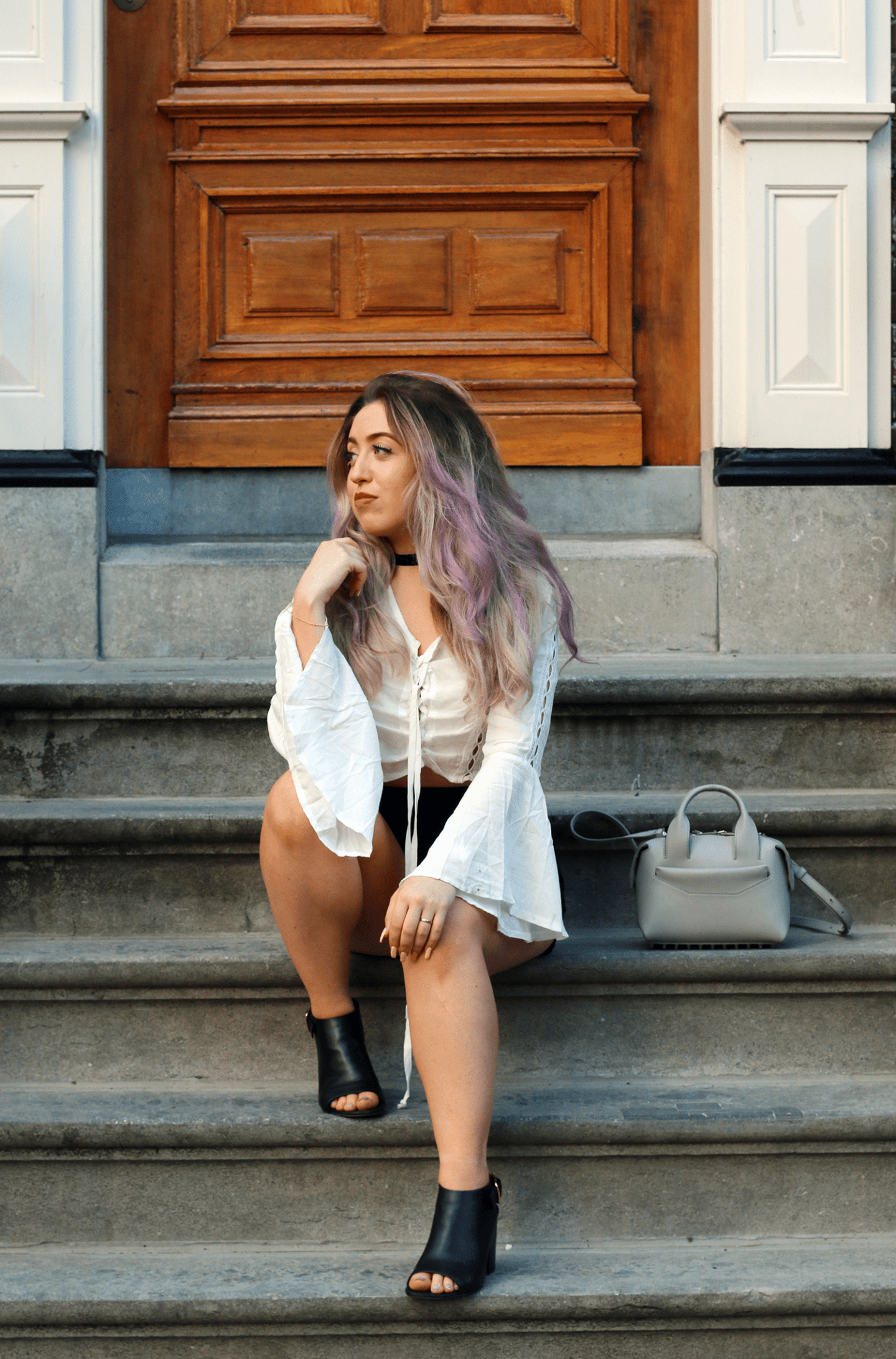 OUTFIT OF THE DAY | Boho Chic