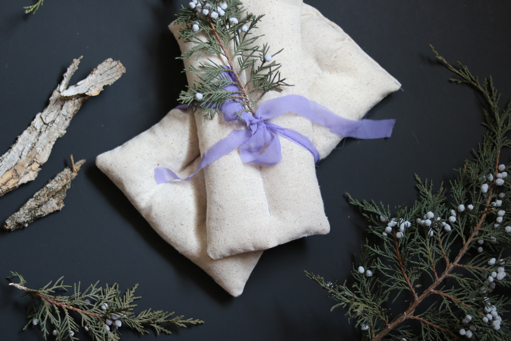 Lavender Infused Diy Rice bag