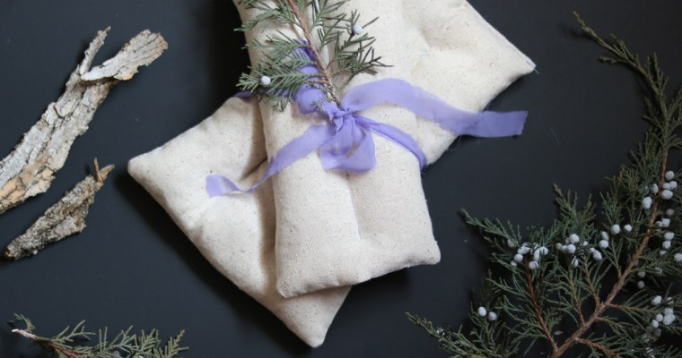Lavender Infused Diy Rice bag