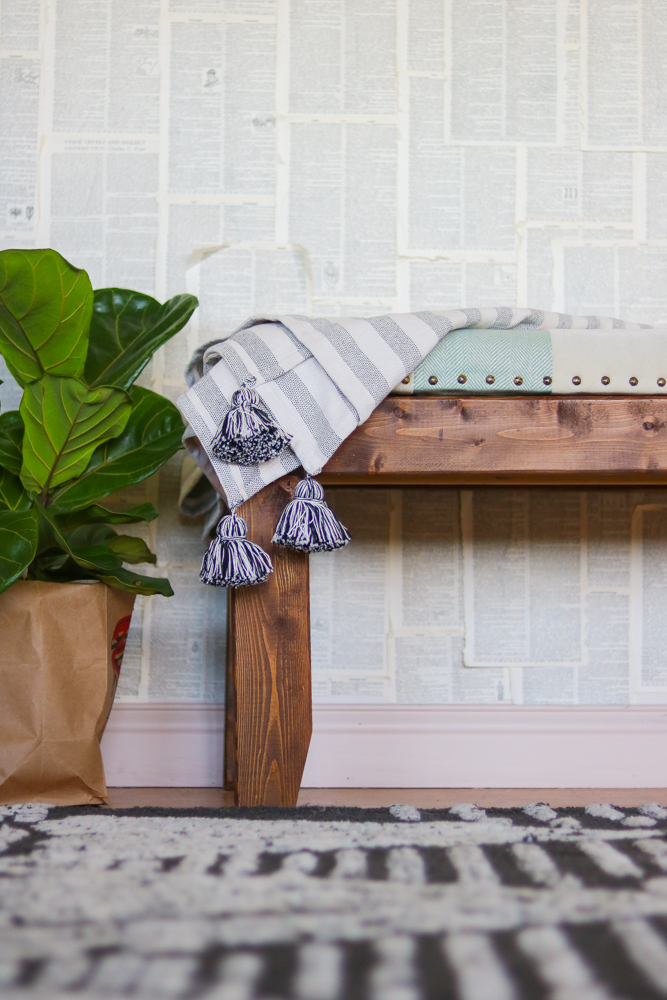 Chic Bench Diy