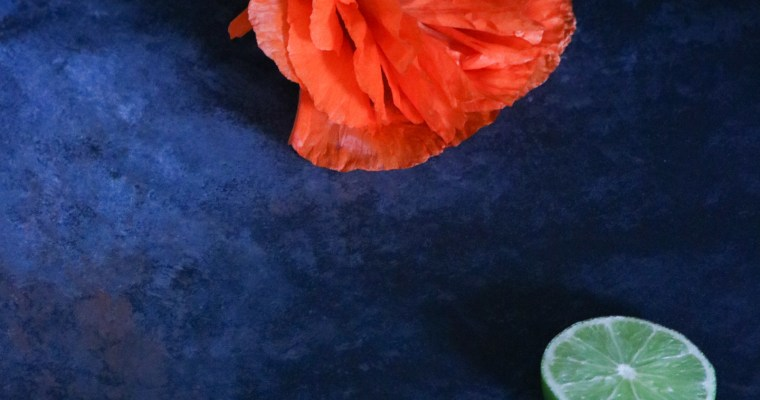 DIY Dramatic Food Photography Background (w/video)