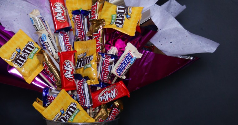 How to Make The Perfect Candy Bouquet