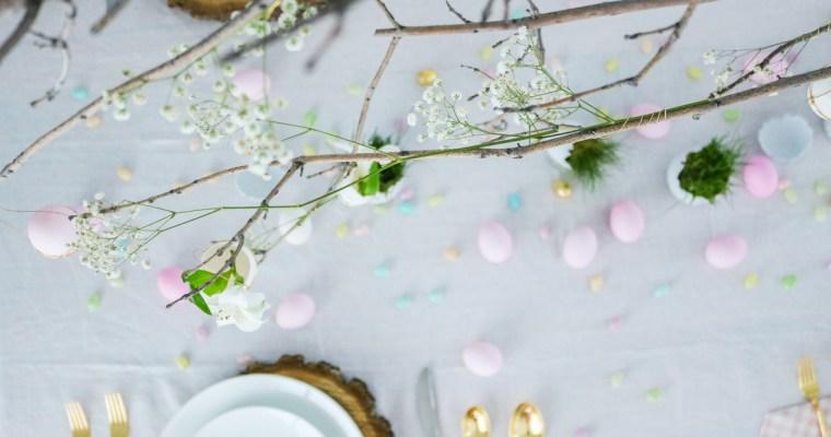 Easter Tree Centerpiece