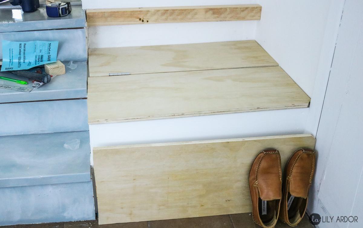Entryway Bench Idea