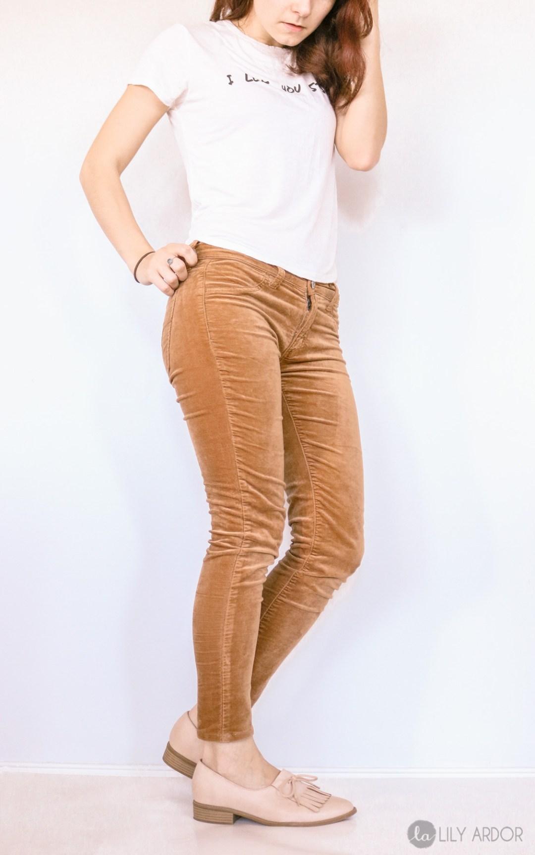 Hem pants
