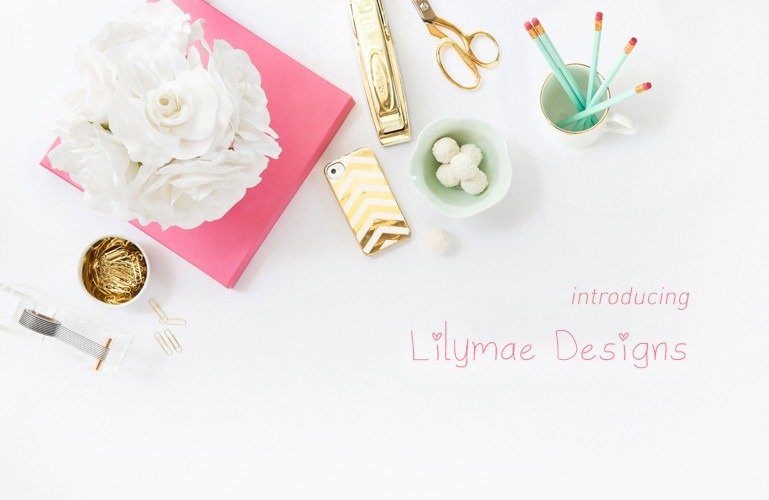 Nursery Decor The New Lily Mae Designs Website ★