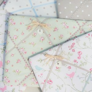 Extra Large fabric Memo Boards