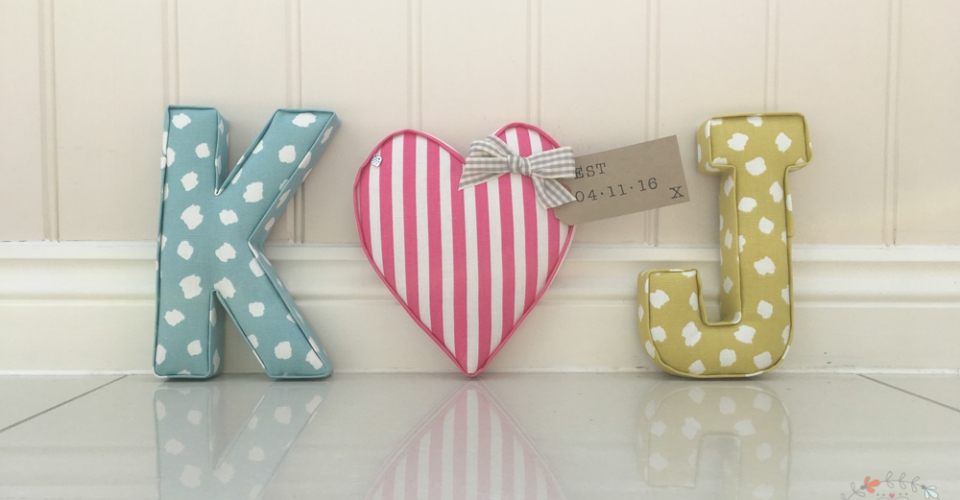 ★ Lilymae Designs ★ We offer many items including Fabric Letters, Extra Large Fabric Letters in sizes 22cm tall, 25cm tall, 30cm tall, 40cm tall, 50cm tall and 60cm tall., Fabric Hearts, Butterflies, Stars, Birds, Bunting, Memo Boards, Cushions, Lampshades, Curtains and Roman Blinds Available in any of our Clarke and Clarke and Prestigious Textiles fabrics. Custom fabric letter sizes available on request. Our Extra large fabric letters make great nursery decor, wall decor and home decor in any room. Also great gifts, new baby gift, new baby present baby shower gift baby shower present christening gift christening present little brother little sister niece nephew grandson godson granddaughter goddaughter first birthday gift first birthday present childrens birthday present childrens birthday gift new home gift new home present teacher gift teacher present dinner party gift dinner party present mum present mum gift sister gift sister present first home gift first home present wedding gift wedding present personalised gift personalised present best friends present best friend gift baby boy gift baby girl gift baby boy present baby girl present wedding gift wedding present flowergirl gift flowergirl present page boy gift page boy present bridesmaid present bridesmaid gift rainbow baby gift baby after loss gift tommys charity stillbirth awareness mothers day gift mothers day present mum gift mum present Personalised, handmade and made to order here within the UK