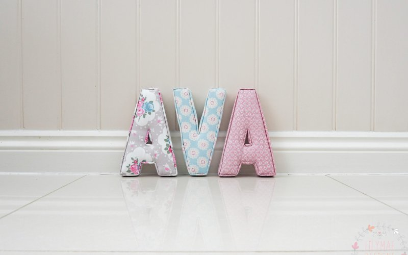 Girls nursery decorations. Gift ideas