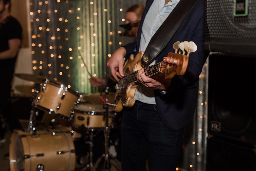 Melbourne wedding band