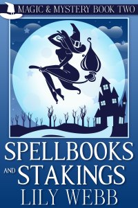 Spellbooks and Stakings Cover
