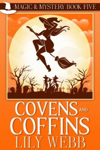 Covens and Coffins Cover