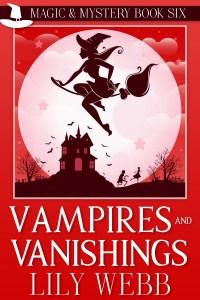 Vampires and Vanishings Cover