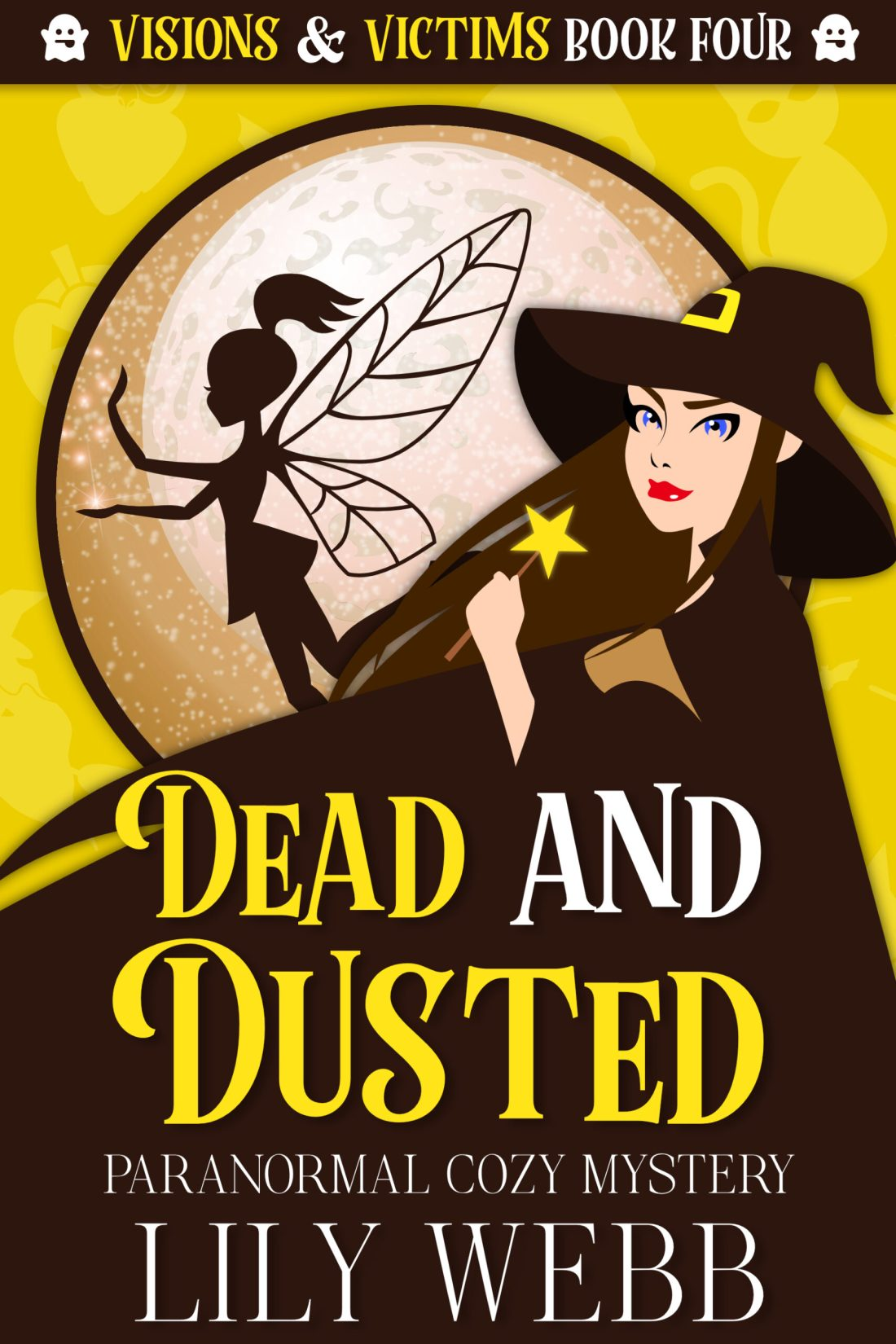 Dead and Dusted Cover