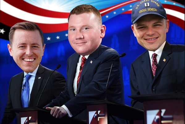 Image The Horse Race political podcast, Lima Charlie News
