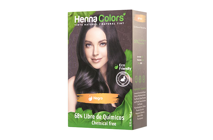 henna-negro