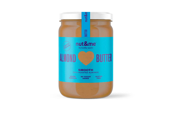 nutme-almond-butter