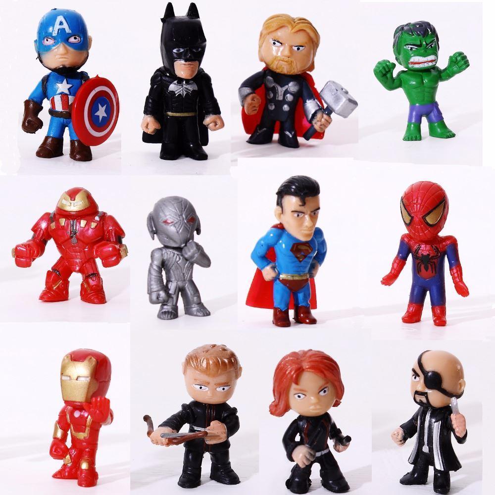 importación de juguetes personajes