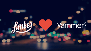 Partagez vos contenus sur Yammer