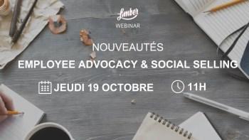 Webinar - Employee Advocacy & Social Selling