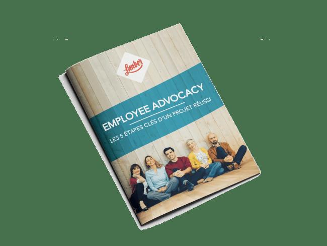 Livre Blanc Employee Advocacy 5 - Couverture
