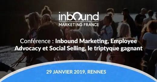 Atelier Limber Inbound Marketing France 2019