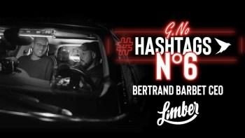 Limber participe au podcast #Hashtags