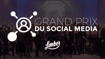Grand Prix du Social Media 2019 - Limber