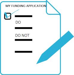 applying for funding