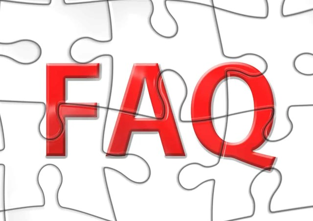 Business Finance FAQ
