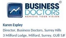 Business Doctors Karen Espley