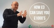 How £3 can save you £1000's when buying commercial property