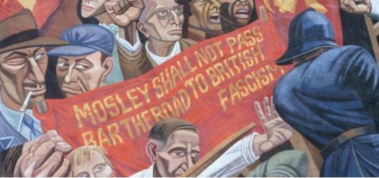 Victor Esses and Boxing Club present They Shall Not Pass