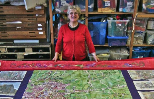 Stitches in Time: Tapestries for the Millennium