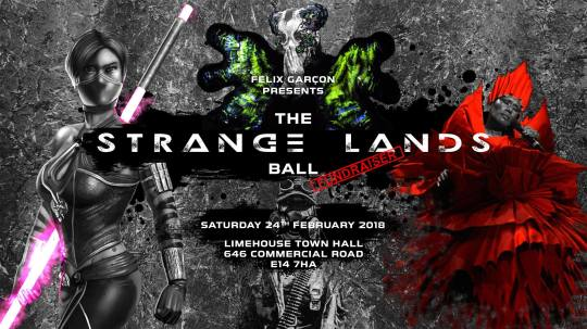 The Strange Lands Ball