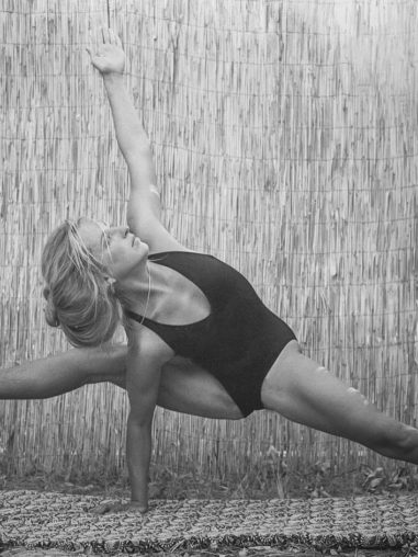 Kathy Cooper Yoga Teacher