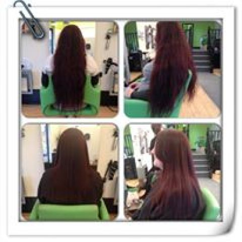 Long Hair Restyle