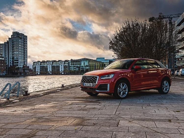 Audi sales soar worldwide