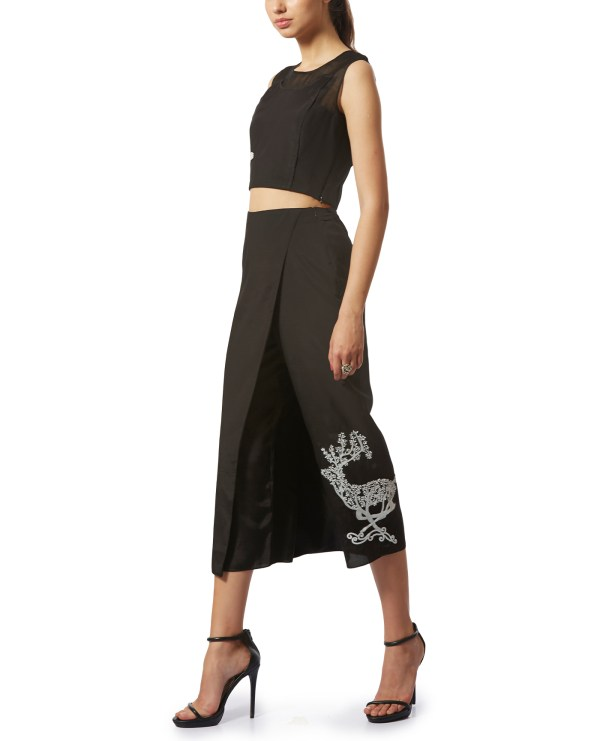 hand-embroidered-draped-culottes
