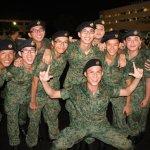 Leopard 03/11 Platoon 1, Section 4.