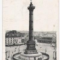 Bastille - July Column - circa 1916