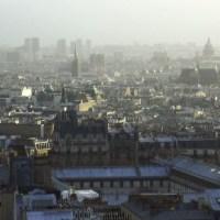 Paris from the Sacré-Cœur
