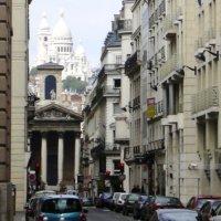 Rue Laffitte in Paris