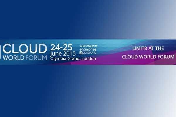 LIMIT8 at the Cloud World Forum